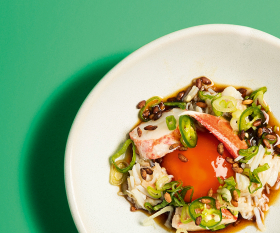 Ollie Templeton: My Career in Five Dishes; photography by David Harrison