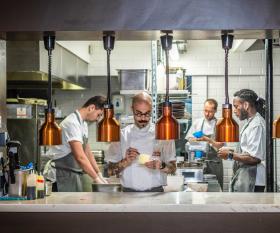Neighbourhood restaurants: Copper & Ink, Blackheath. Nic Crilly-Hargrave