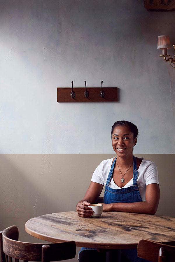 Polpetto's new head chef Anthea Stephenson