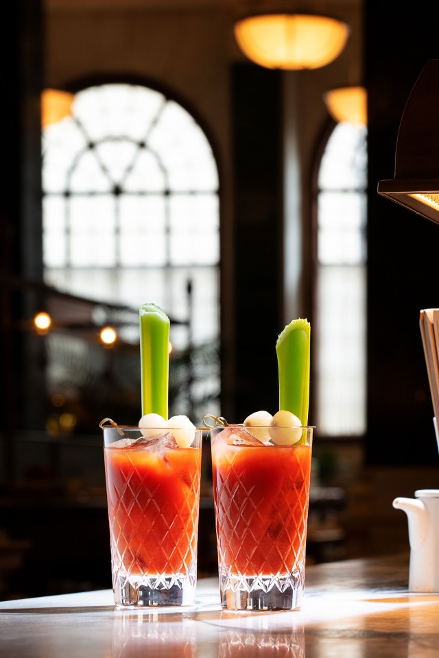 The Ned bloody mary