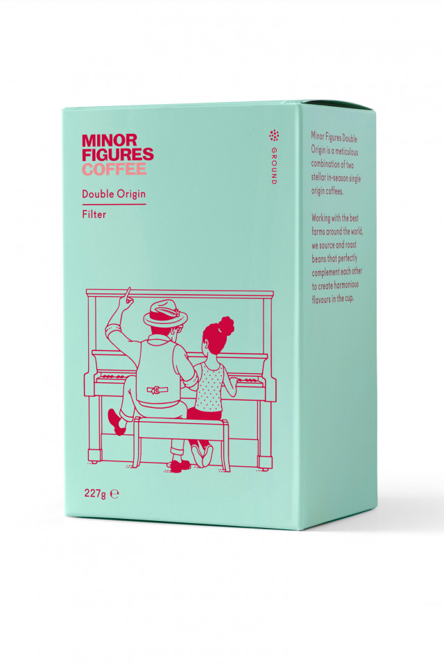 Minor Figures coffee