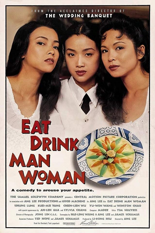 Eat, Drink, Man, Woman