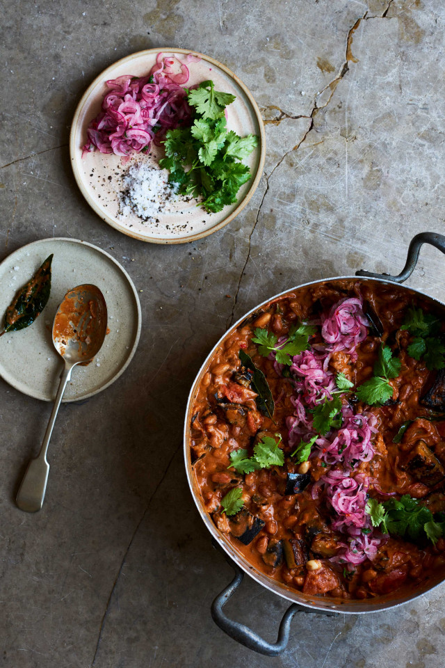 Anna Jones' secrets to one-pan cooking | peanut stew