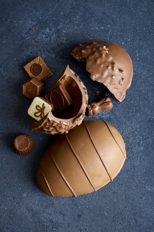 Easter 2021: Hotel Chocolat's Extra Thick Rocky Road egg