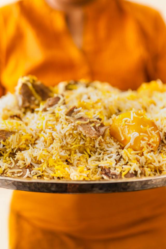 Meal kit review: Darjeeling Express on Big Night