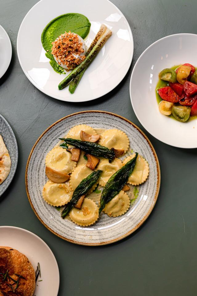 New London restaurant openings: pasta at Cin Cin