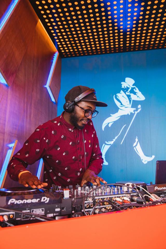 Summer events London 2021: a DJ at Taste of London