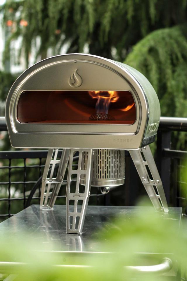Win a Gozney Roccbox pizza oven