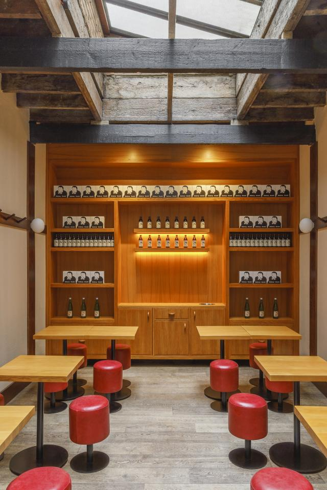 BAO Noodle Shop review: the classically stylish interiors