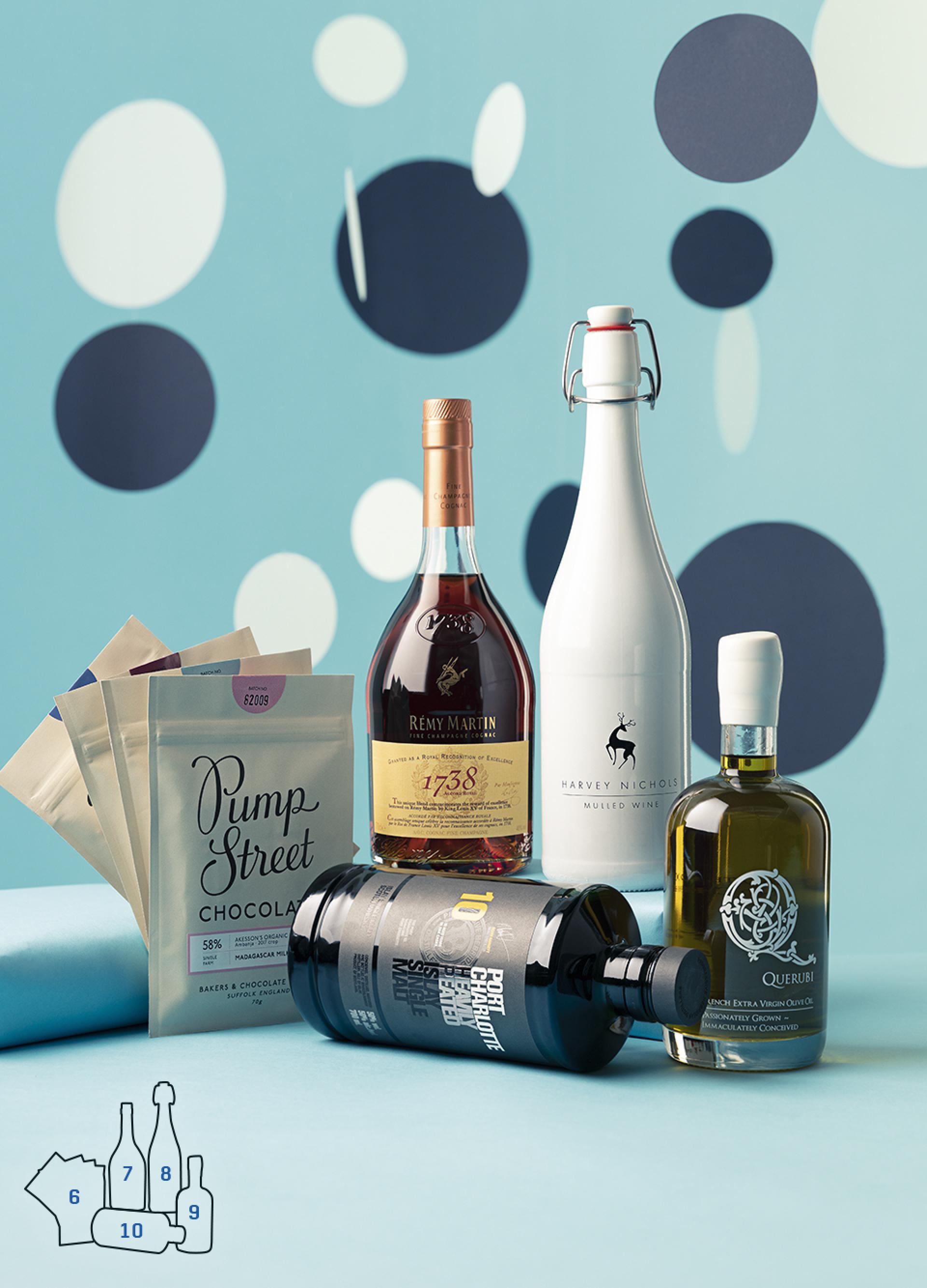The Foodism Gift Guide 2018: food and booze