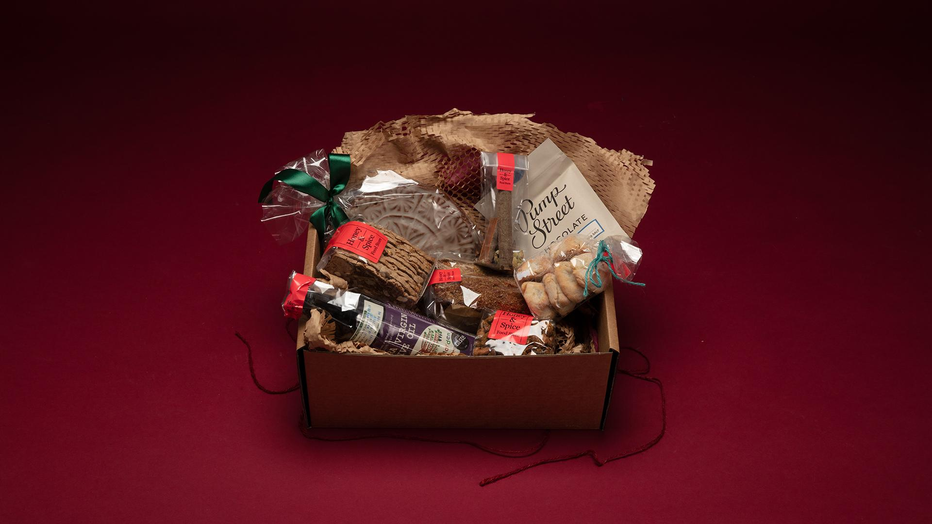 Christmas Hampers 2019: Honey & Co: Food From The Middle East Hamper, £75