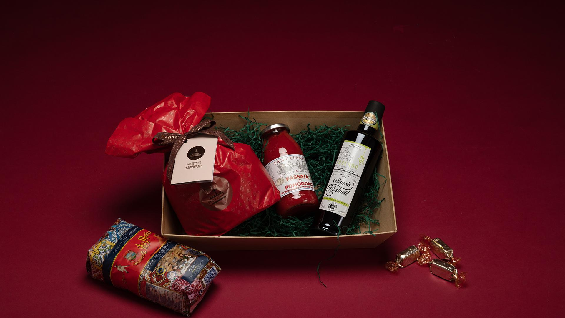 Christmas Hampers 2019: Angela Hartnett's No. 2 Northern Italian Hamper, £65
