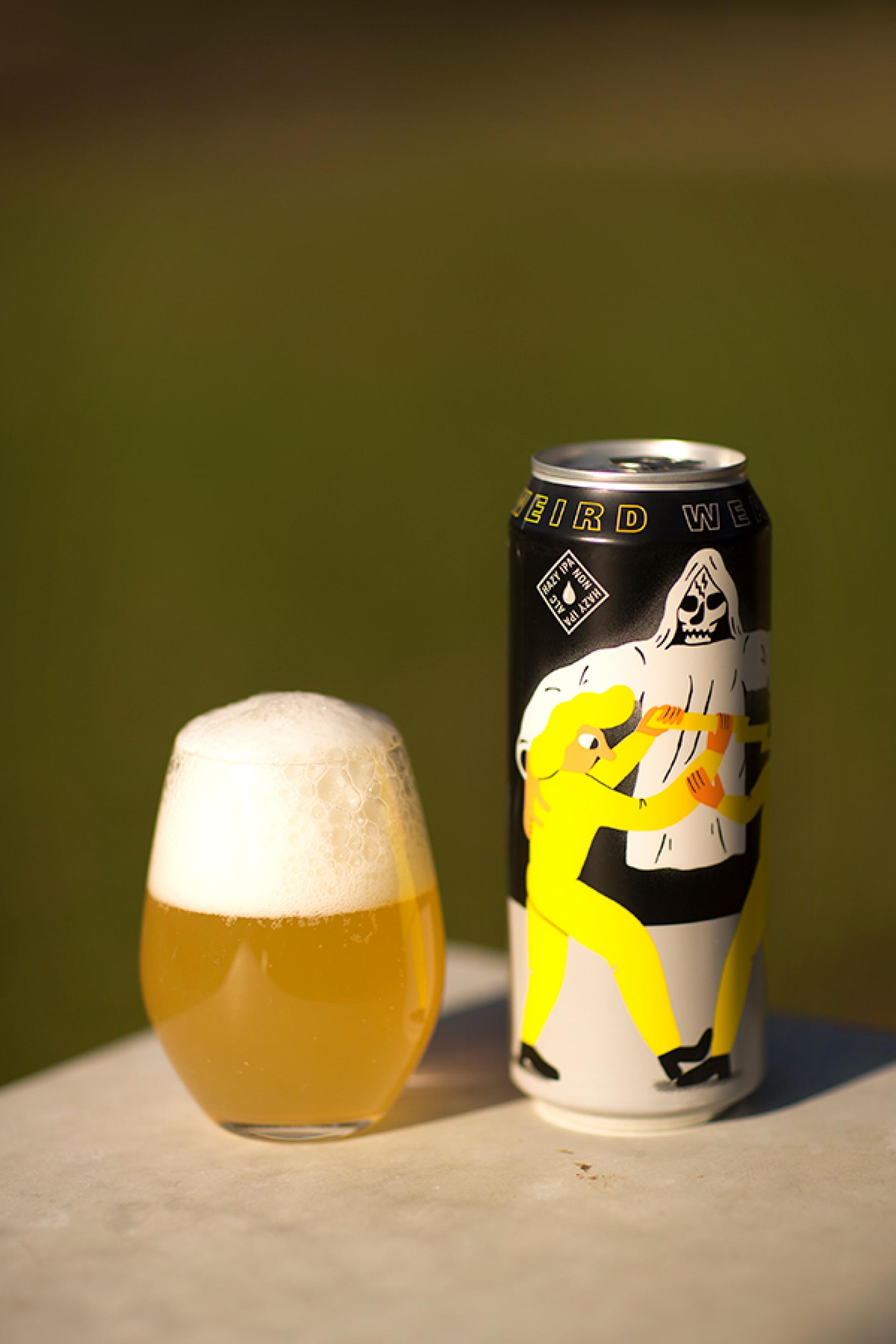 Non Alcoholic Beers London – Mikkeller's Weird Weather – 0.3% ABV