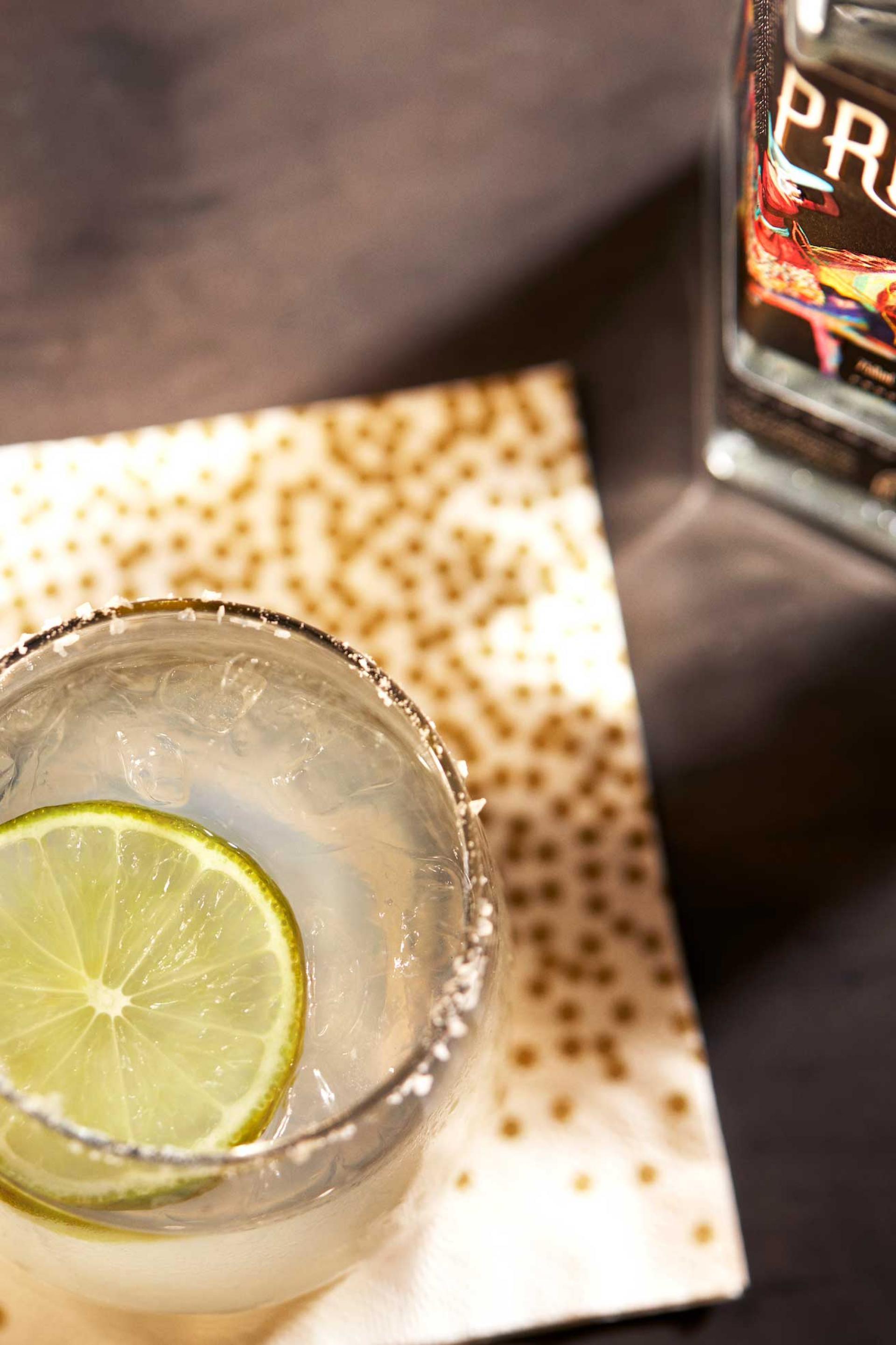 Rita Ora's Still Life Rocks margarita cocktail
