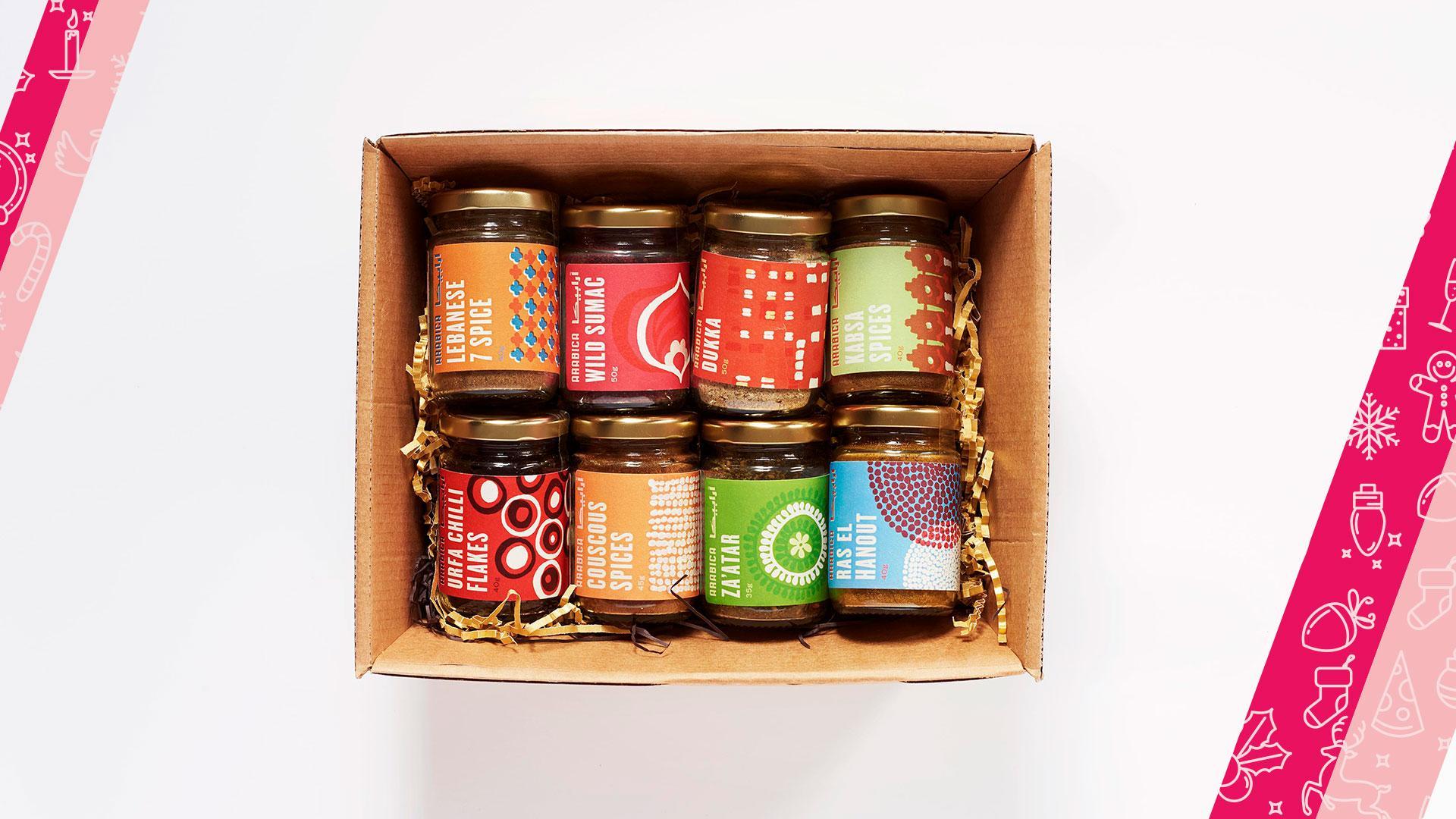 Arabica spice set