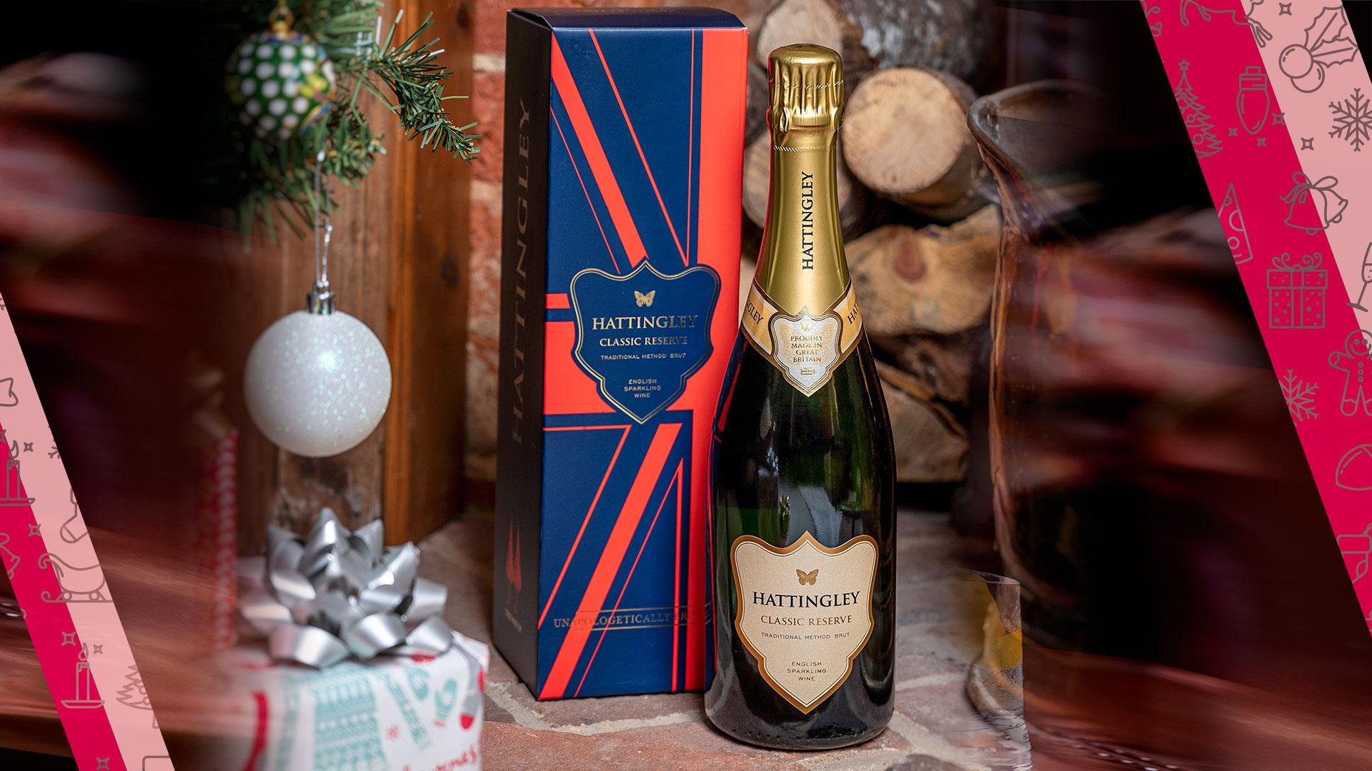 Food and drink Christmas gifts: Hattingley Valley