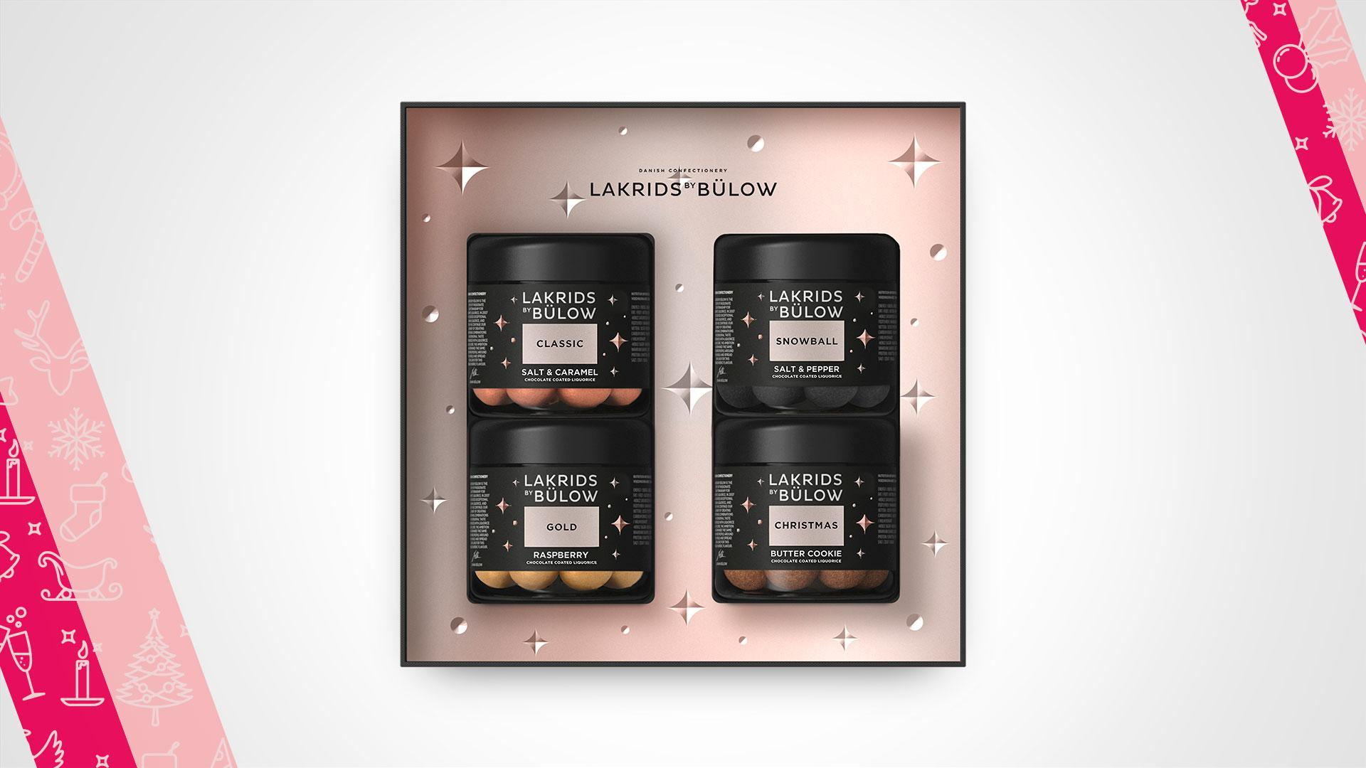 Food and drink Christmas gifts: Lakrids by Bulow