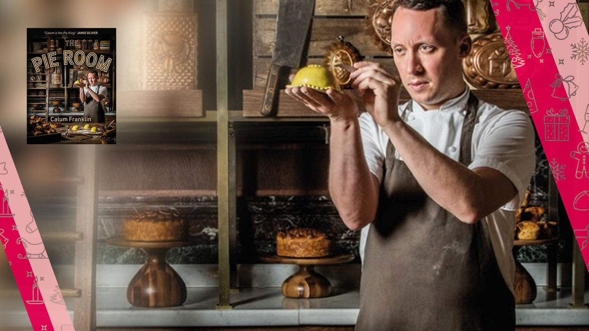 Food and drink Christmas gifts: The Pie Room by Calum Franklin