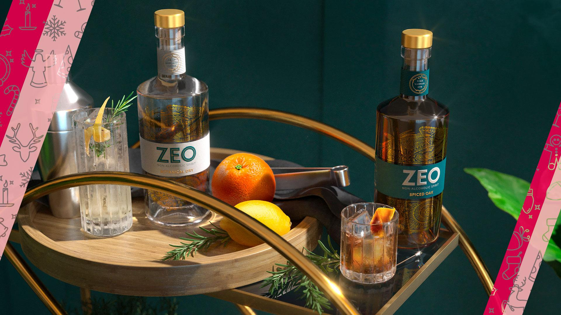 Food and drink Christmas gifts: ZEO Spiced Oak