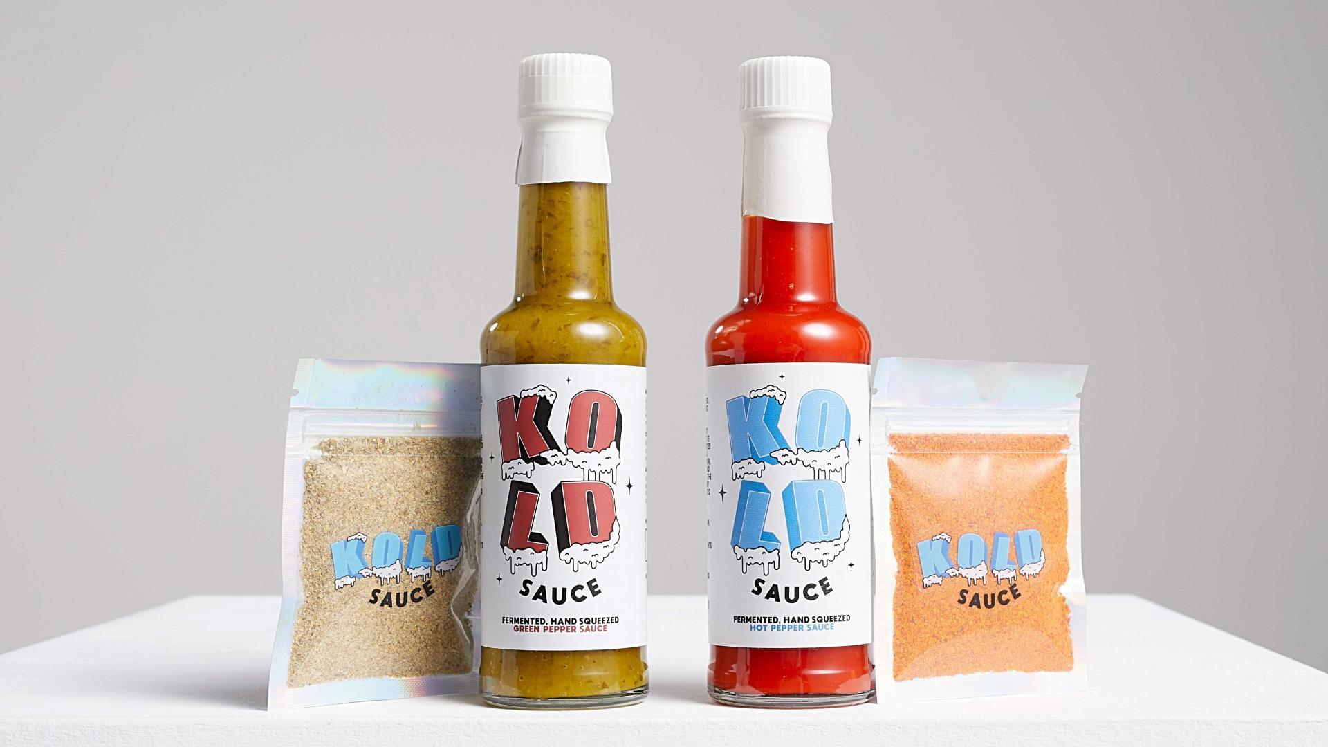 Food and drink Christmas gifts: Kold Hot Sauce