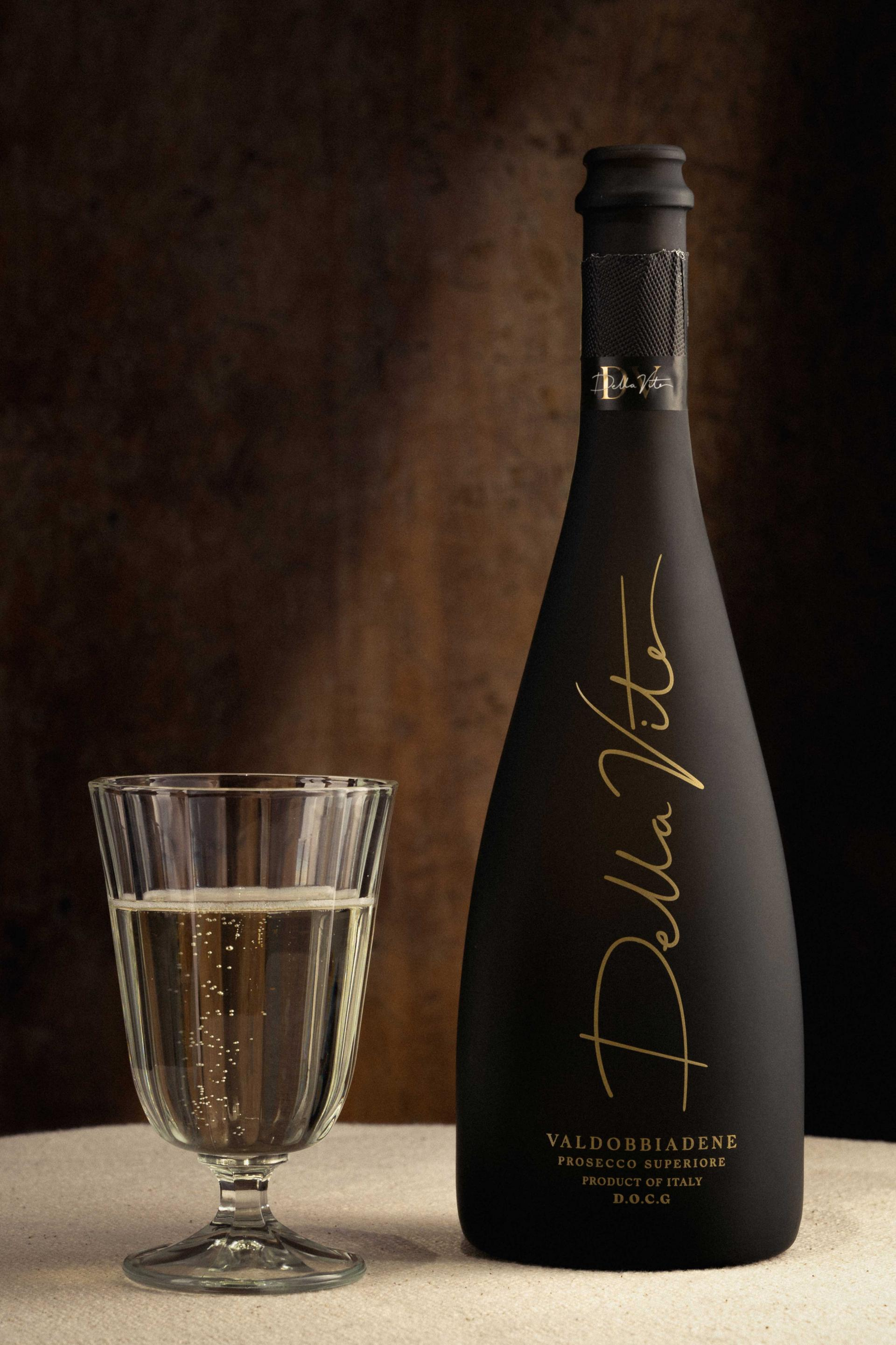 Food and drink Christmas gifts: Della Vite prosecco