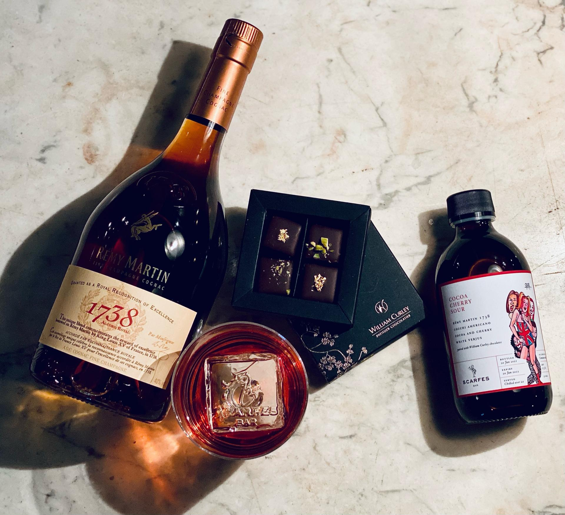 Valentine's Day food and drink deliveries: Rémy Martin