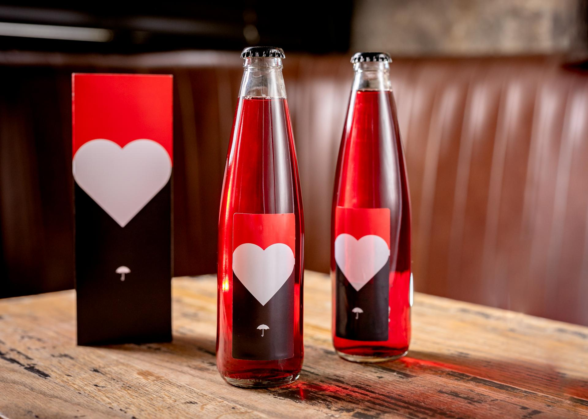 Valentine's Day food and drink deliveries: The Umbrella Project
