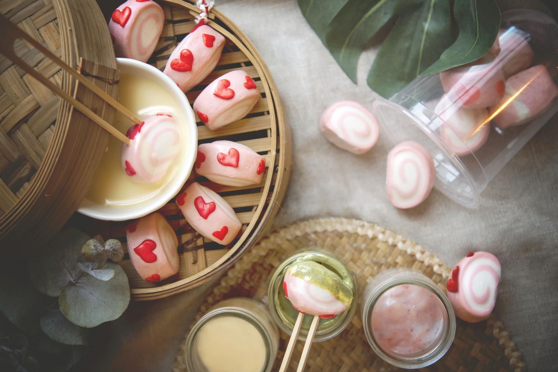 Valentine's Day food and drink deliveries: Bun House