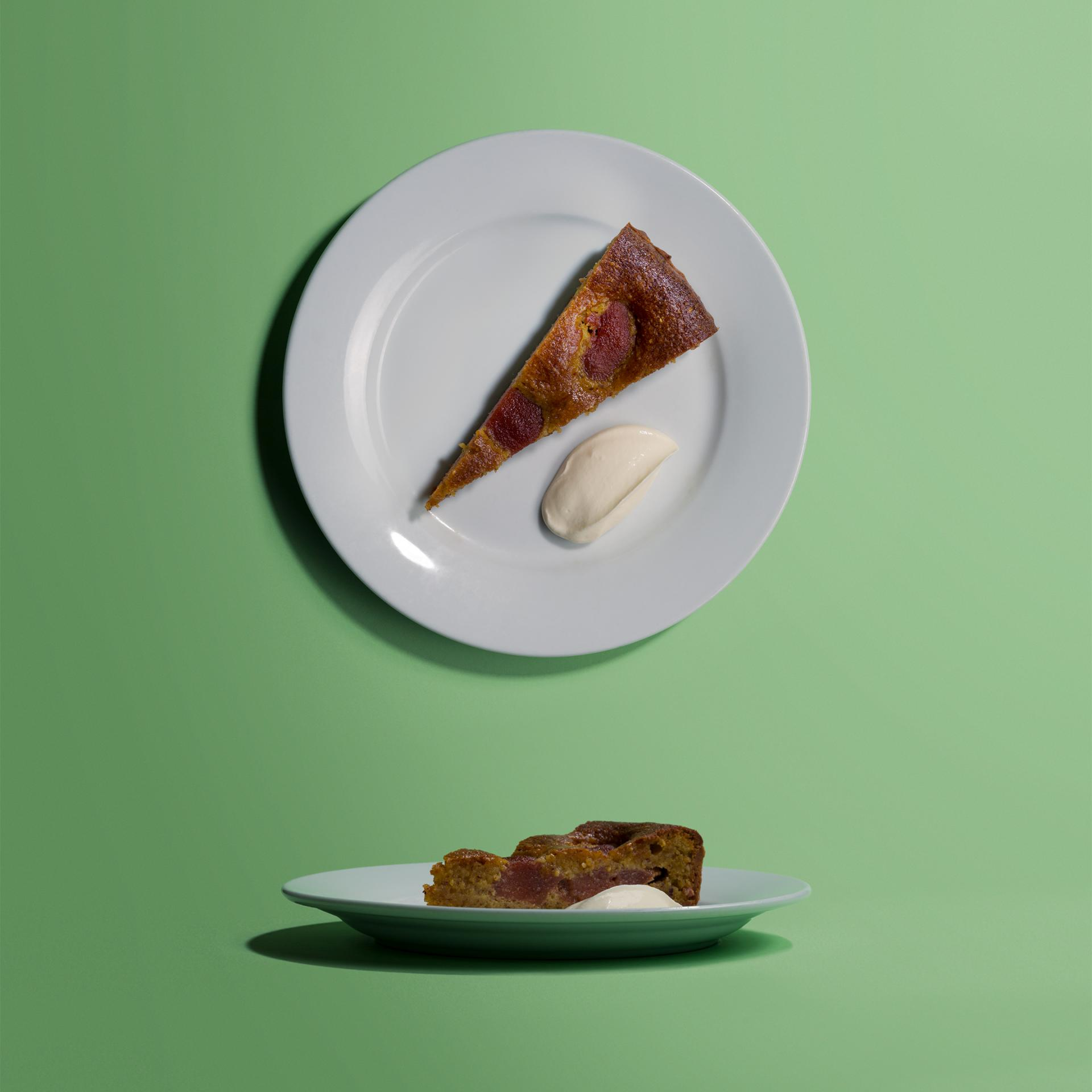 Margot Henderson's quince and almond tart