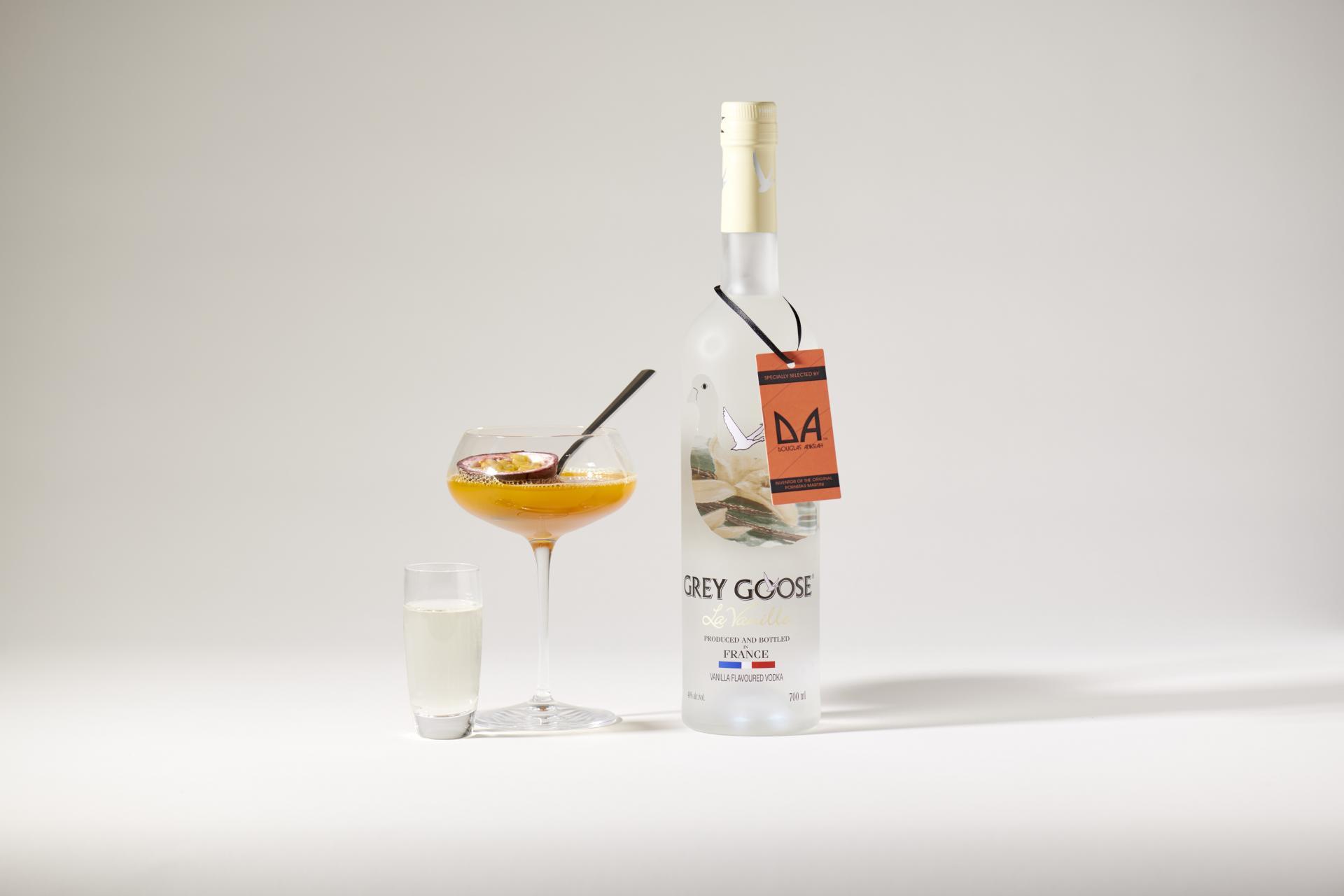 Cocktail kits: Pornstar martini