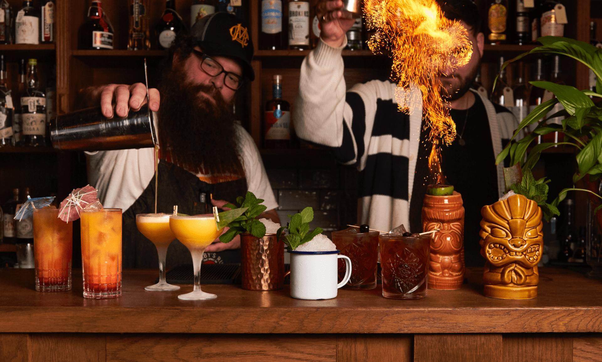 Cocktail kits: TT Liquor