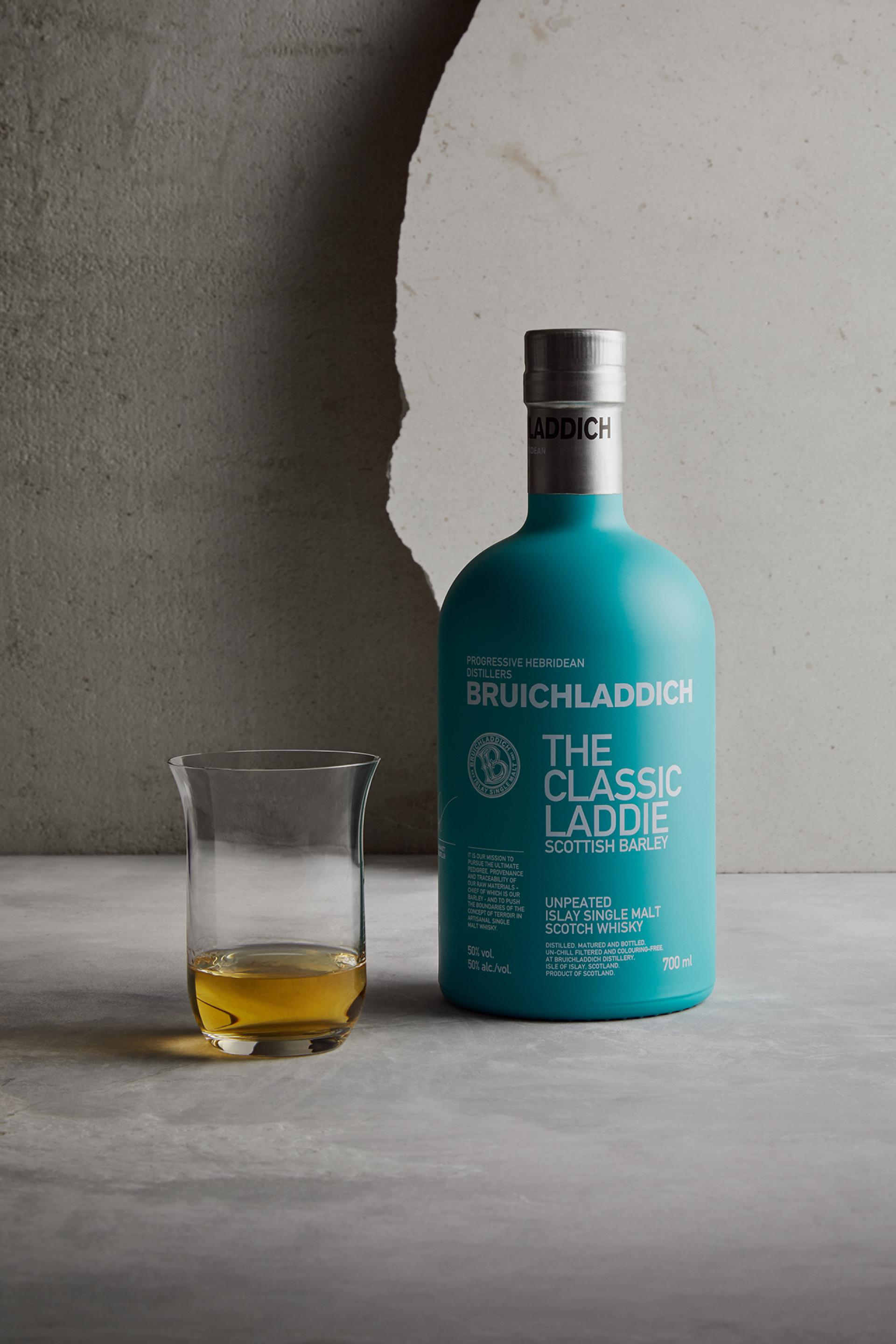 World Whisky Day | BRUICHLADDICH THE CLASSIC LADDIE