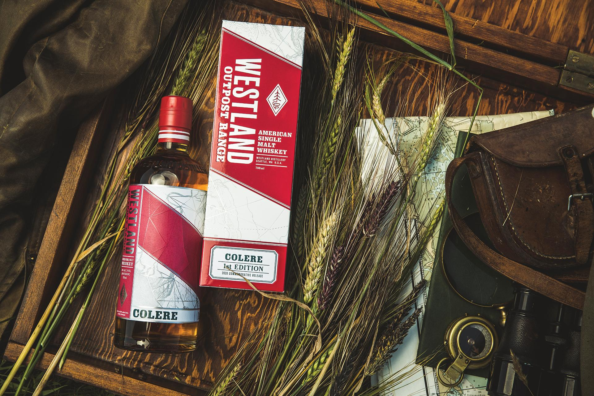 World Whisky Day: WESTLAND COLERE EDITION 1