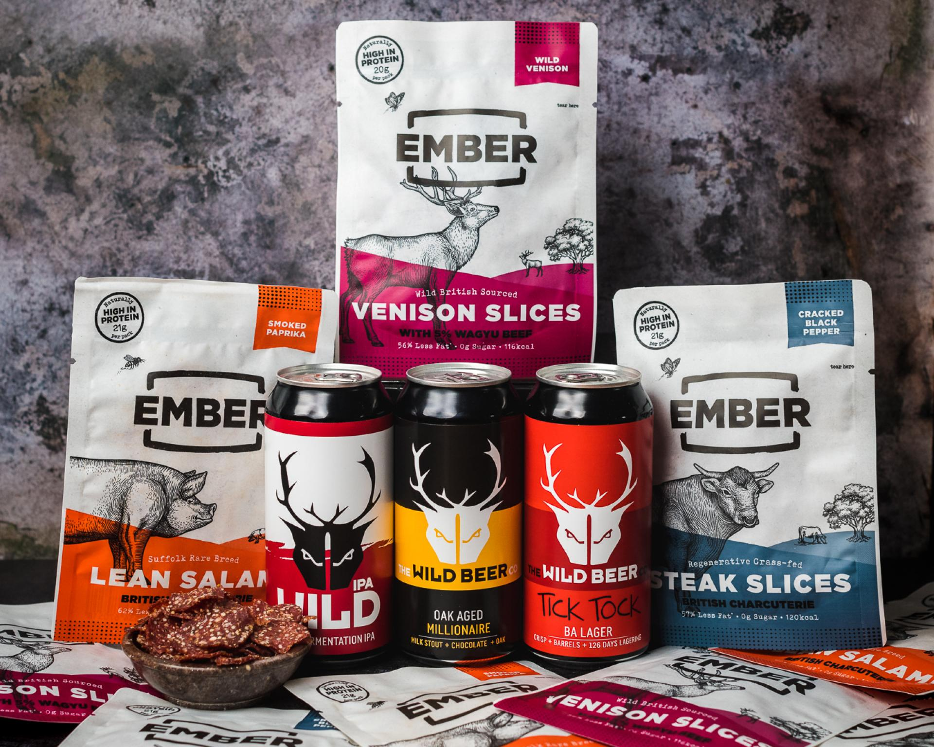 Father's Day 2021 gift guide: Ember x Wild Beer co