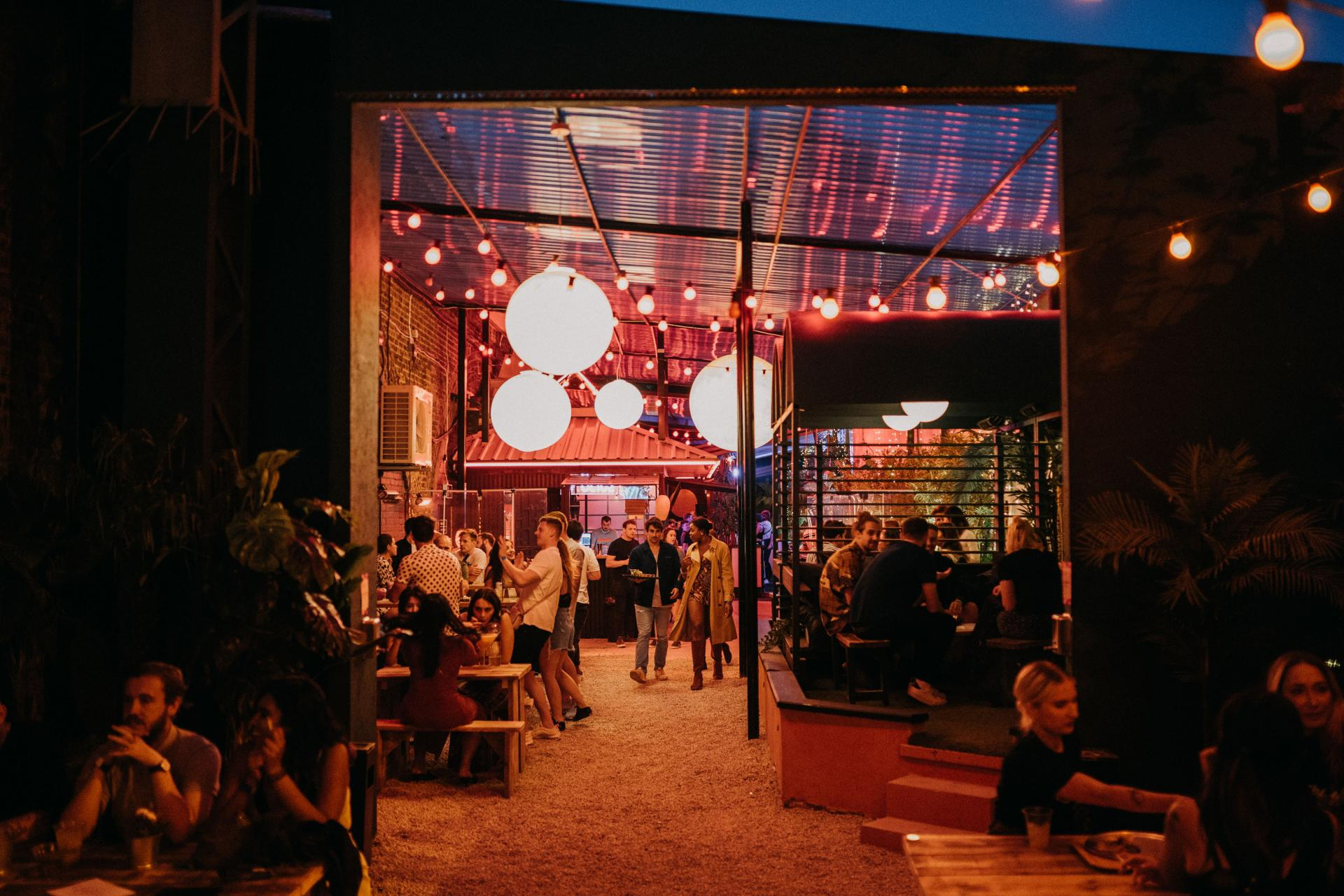Summer events London 2021: Night Tales, The Street