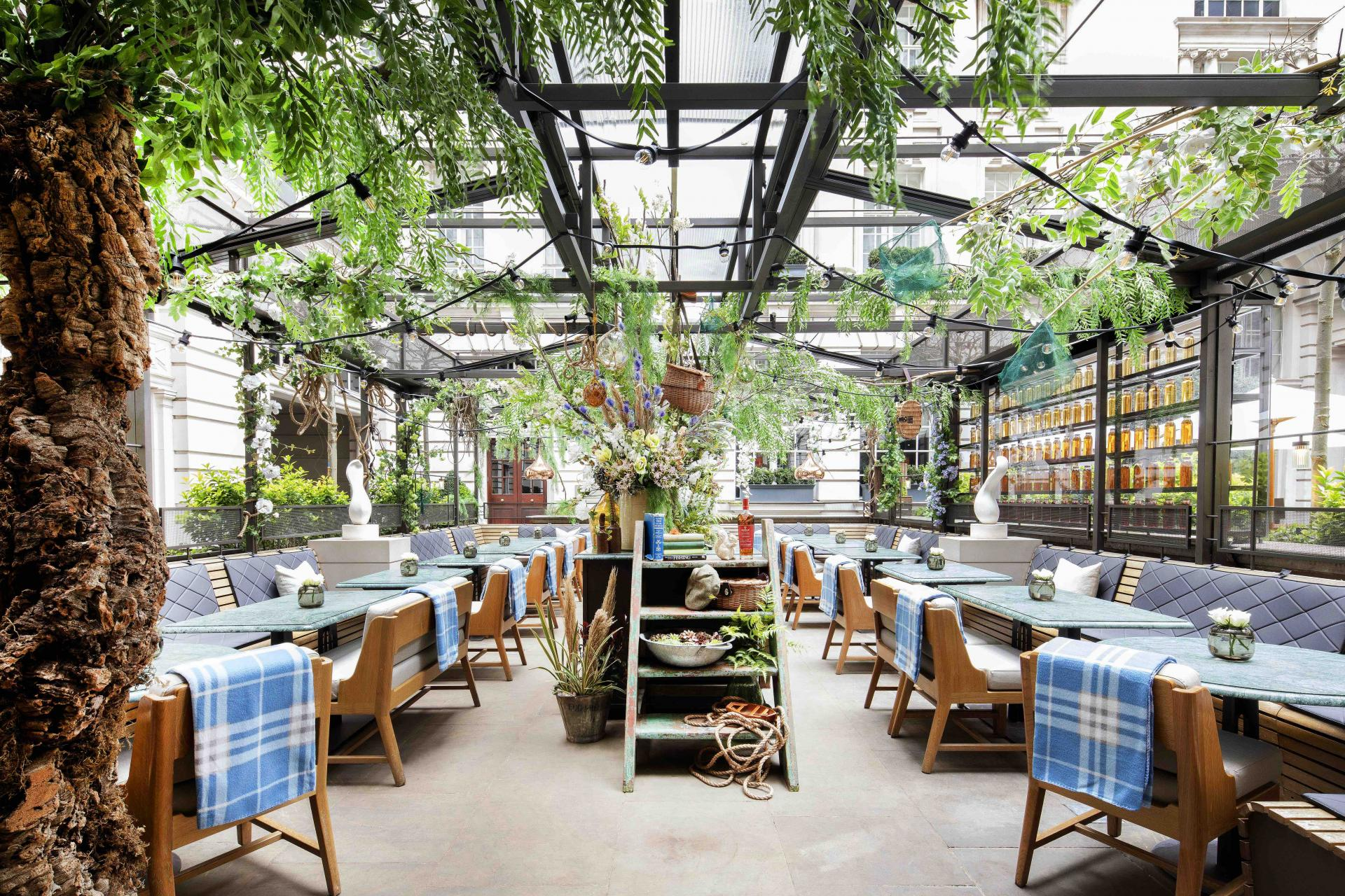 Summer events London 2021: Macallan Manor House at the Rosewood