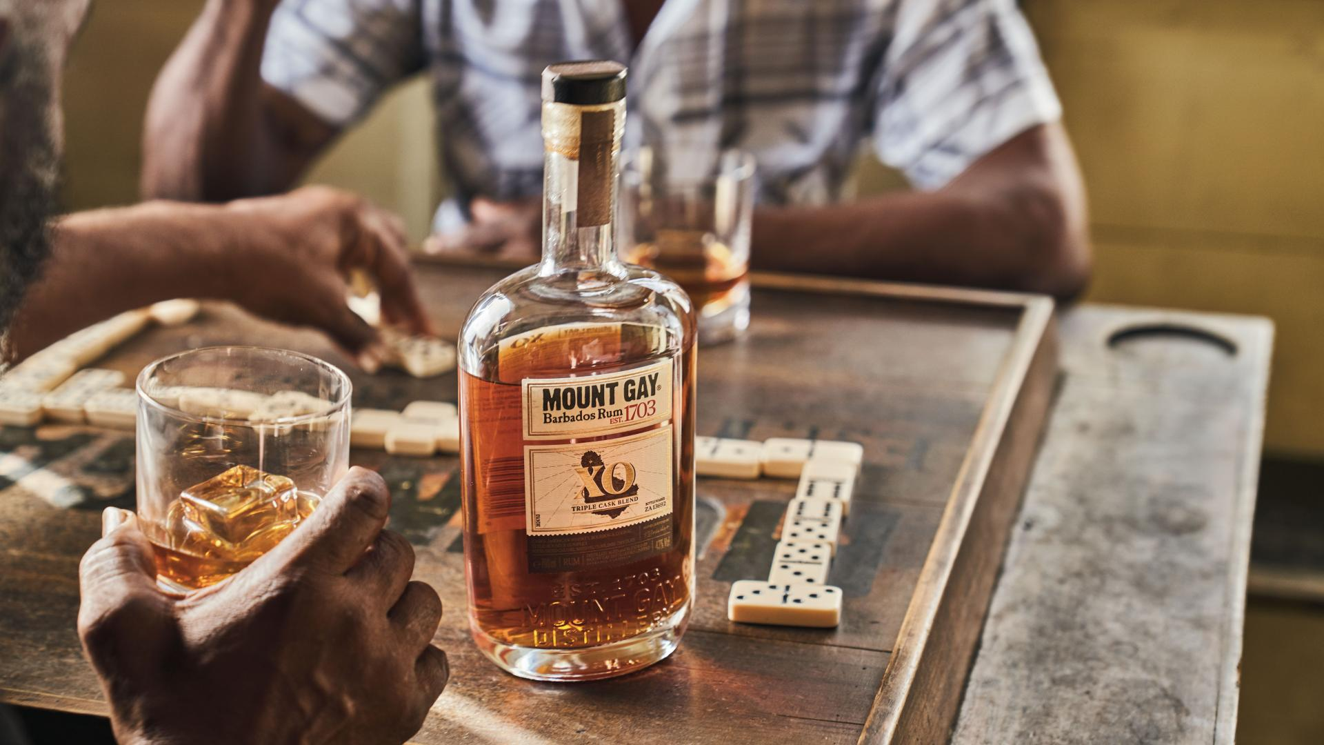Father's Day 2021: Mount Gay rum XO