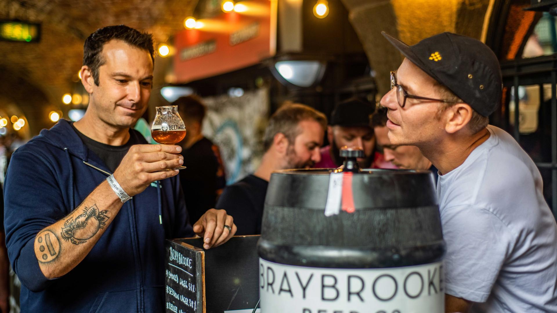 Summer in London 2021: London Craft Beer Festival