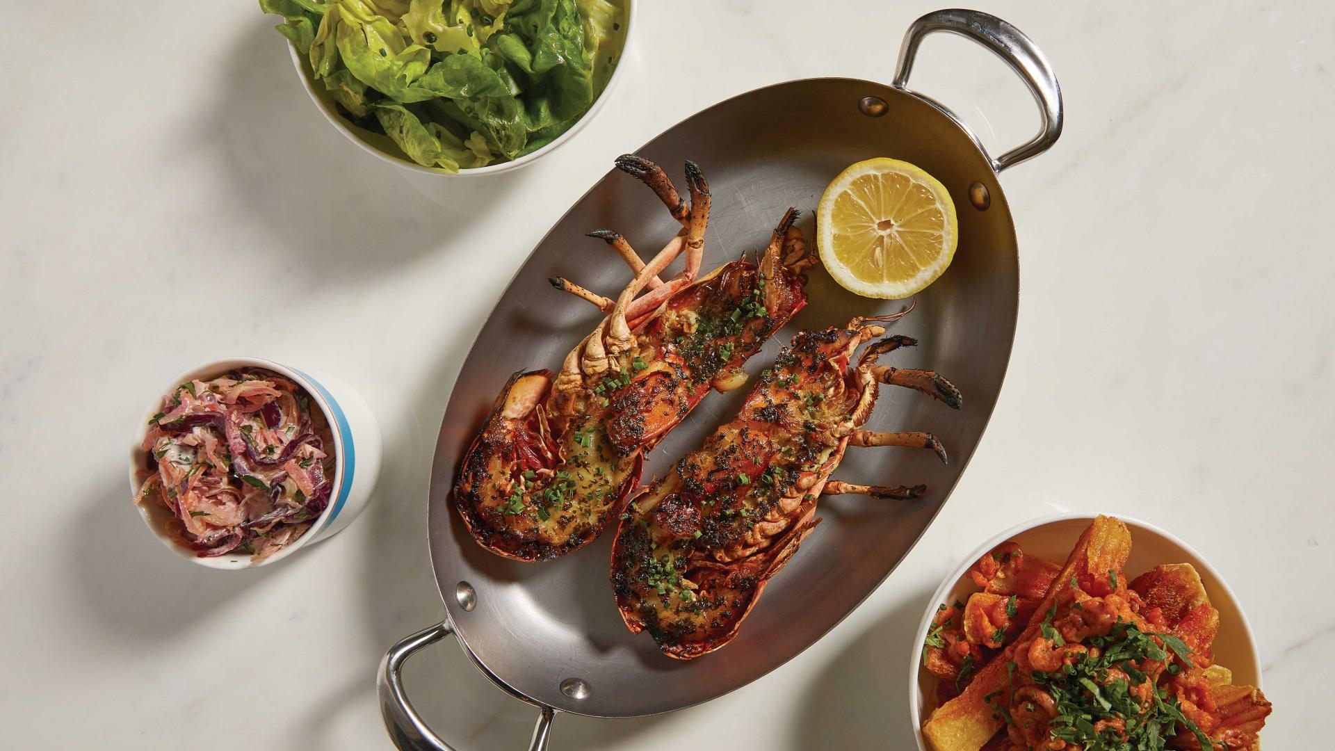 London's best seafood restaurants: Kerridge's Fish & Chips at Harrods