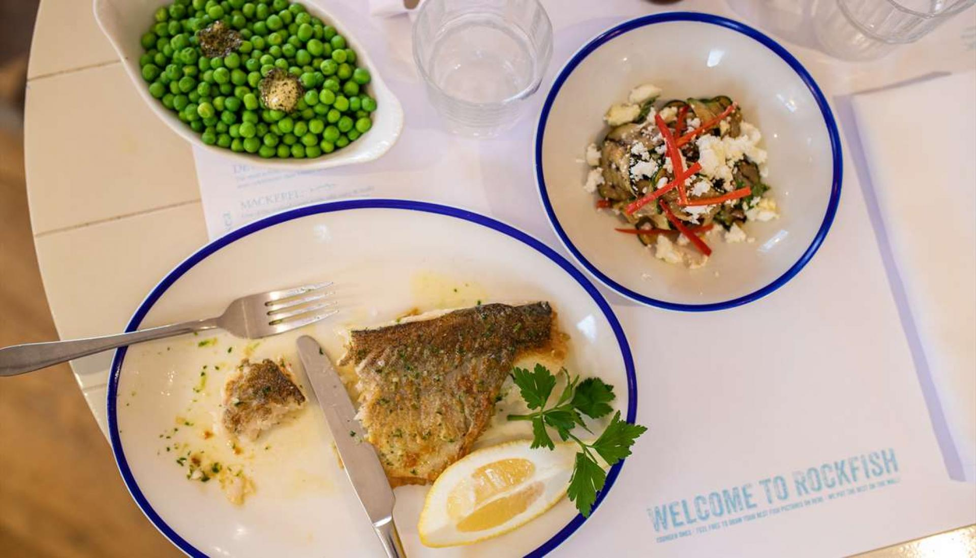 Places to eat in Exeter: The Rockfish Mitch Tonks