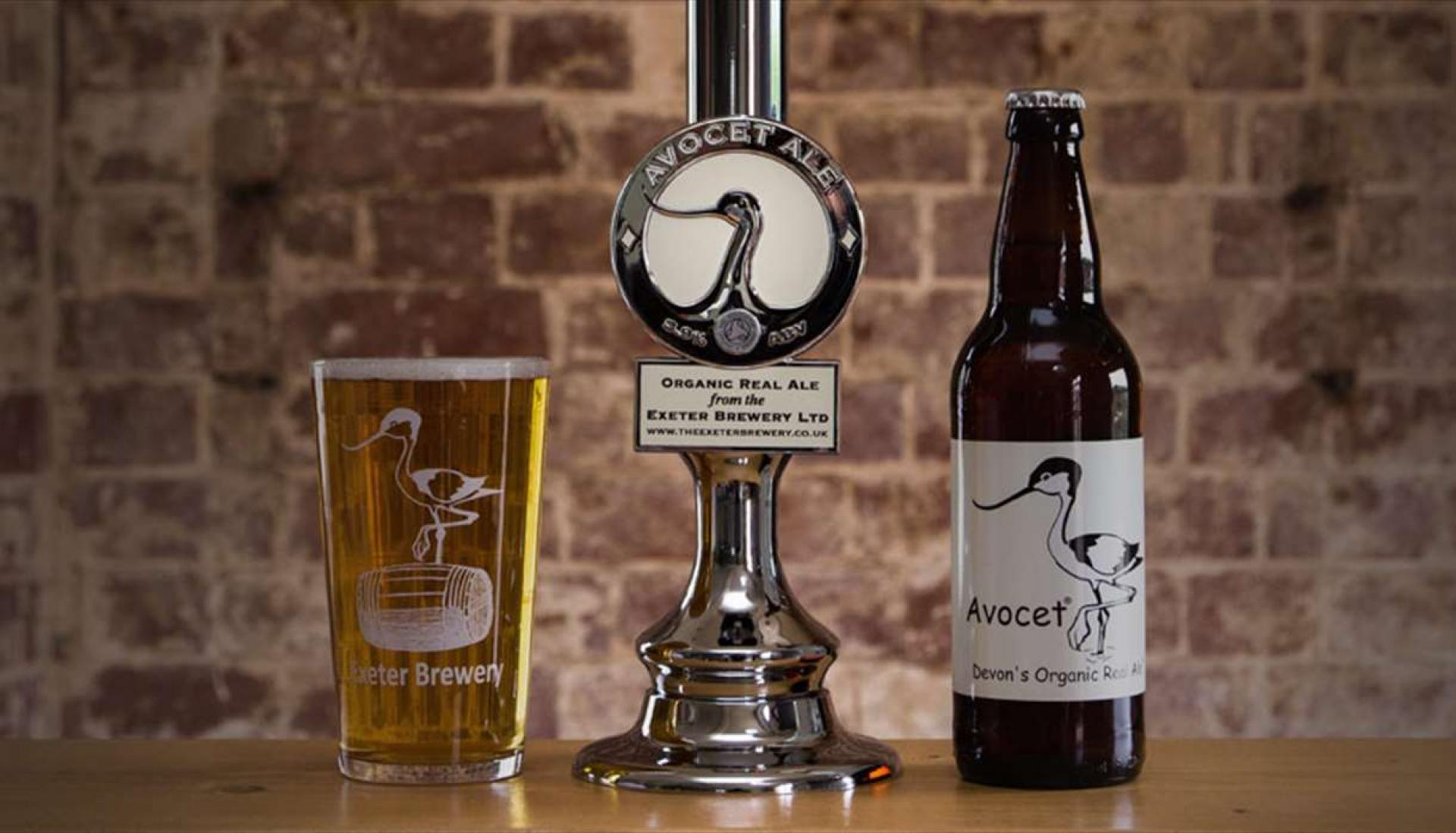 Places to drink in Exeter: Exeter Brewery