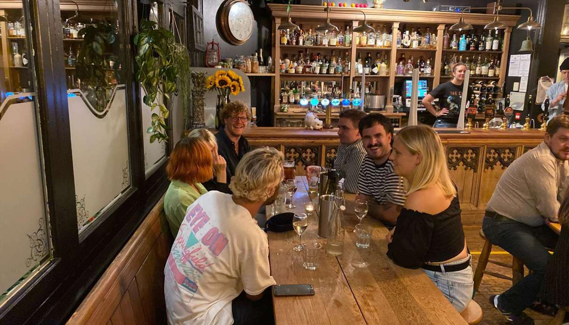 Places to drink in Exeter: The Fat Pig