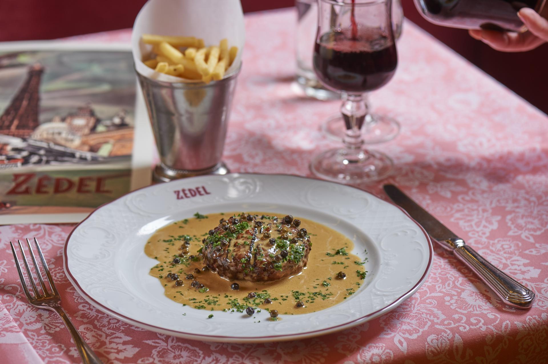 Restaurant Regent Street: Brasserie Zedel