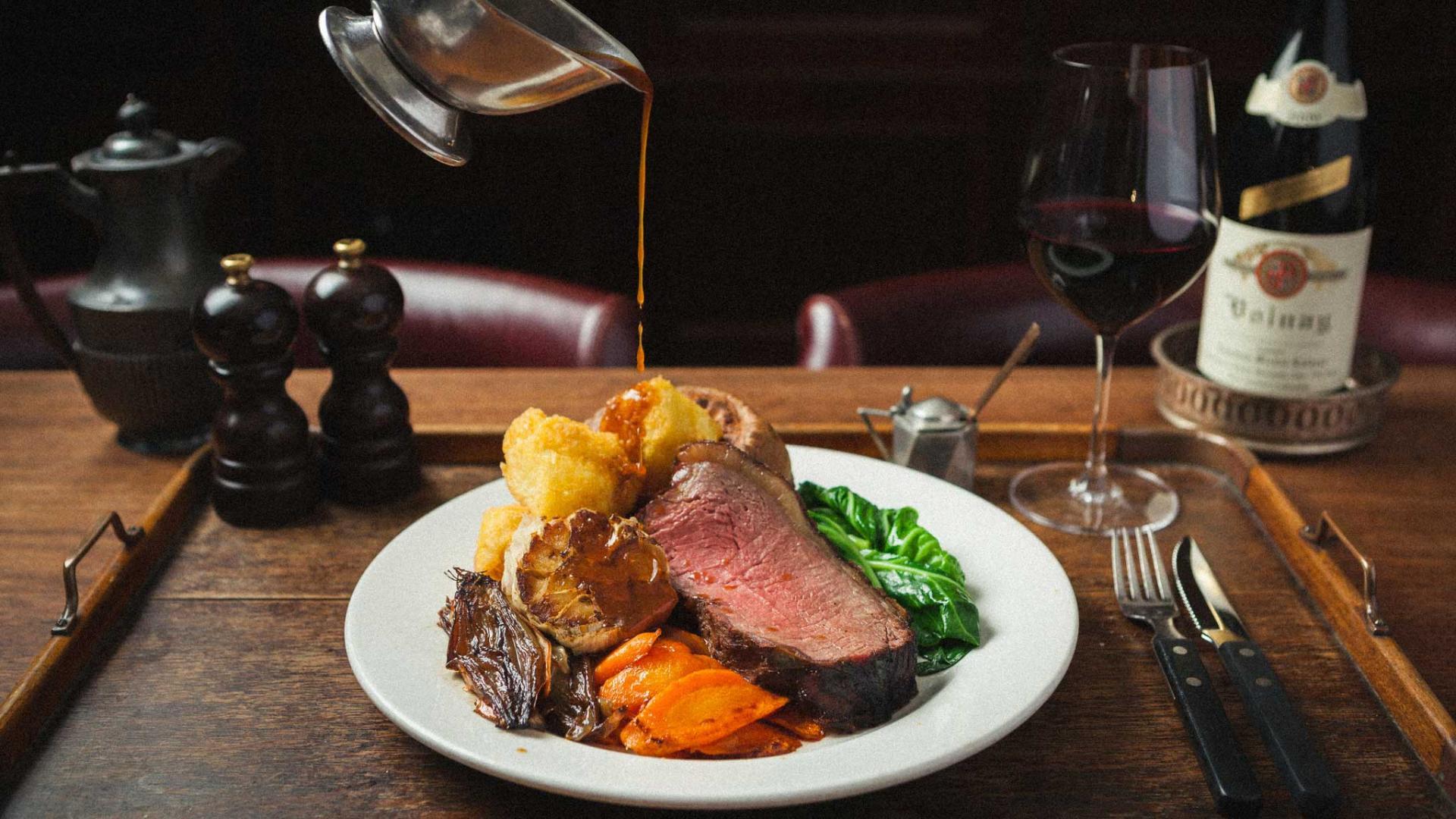 Restaurants Regent Street: Hawksmoor