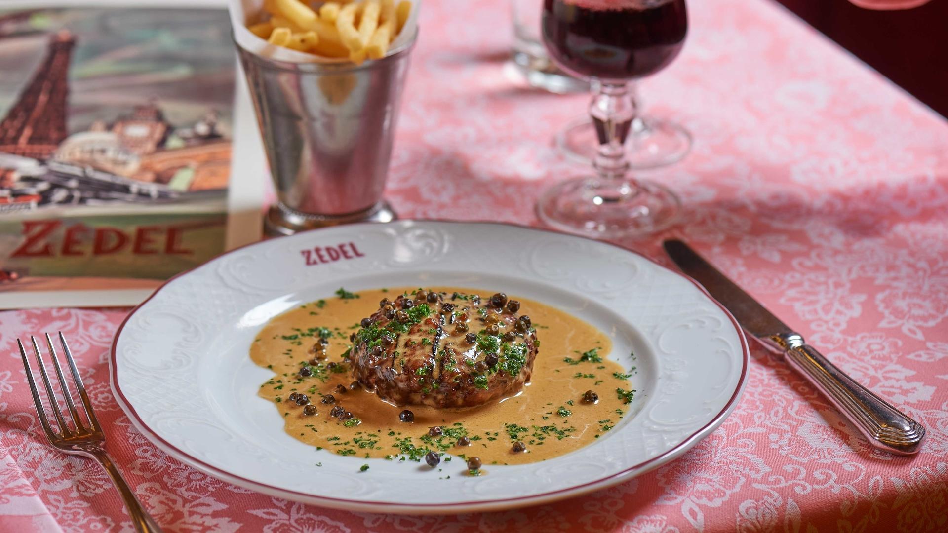 Best French restaurants in London | Zedel