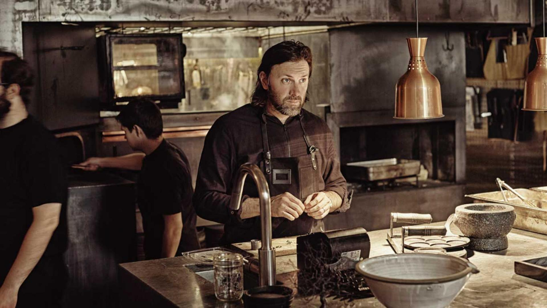 New London restaurants: Ekstedt at The Yard