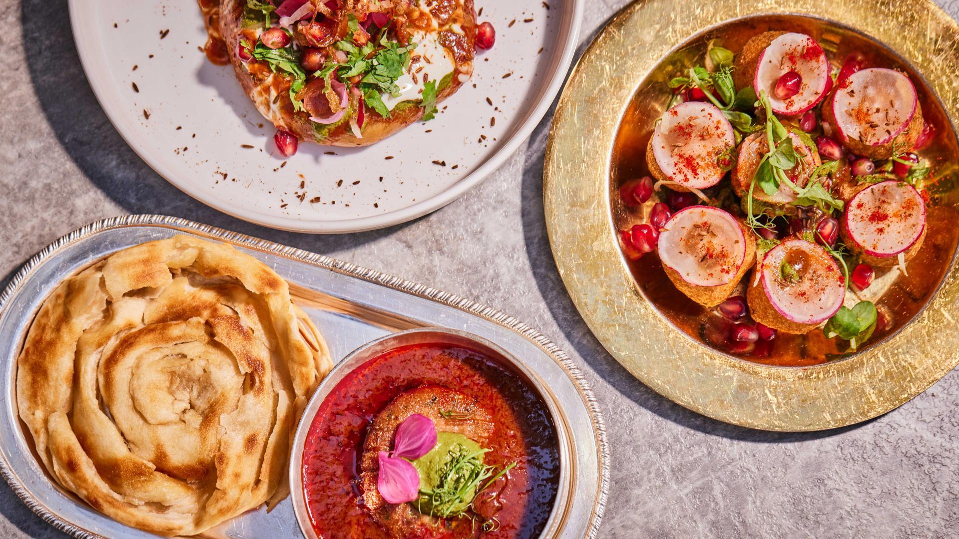 New London restaurants: Manthan by Rohit Ghai
