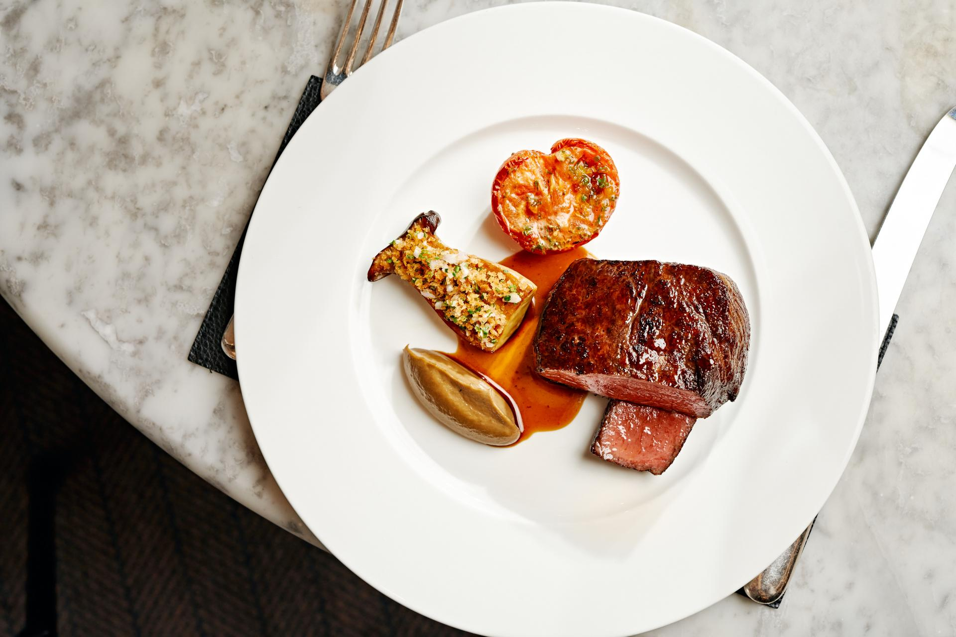Restaurants St James: The Game Bird at The Stafford