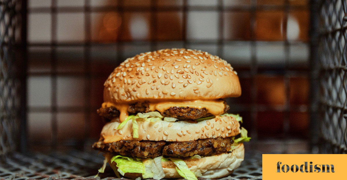 Watch: Behind the scenes at Simplicity Burger on Brick Lane