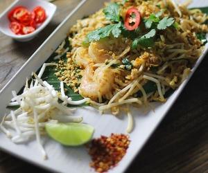 Ekachai's pad Thai
